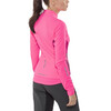 PEARL iZUMi Select Pur jersey lange mouwen Dames roze/zwart